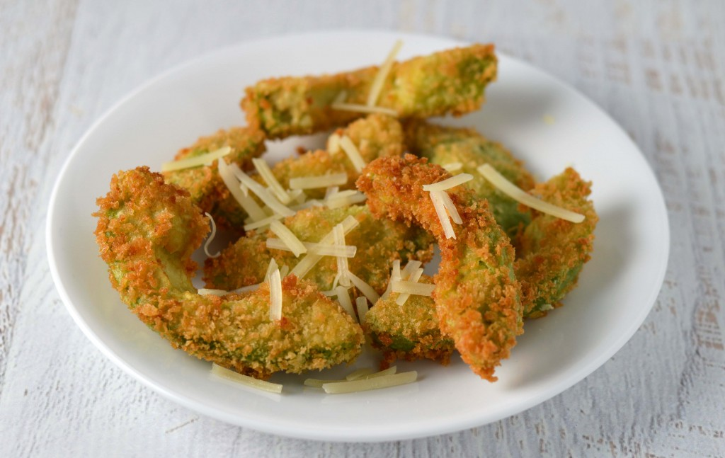 Avocado fries - Friday is Cake Night