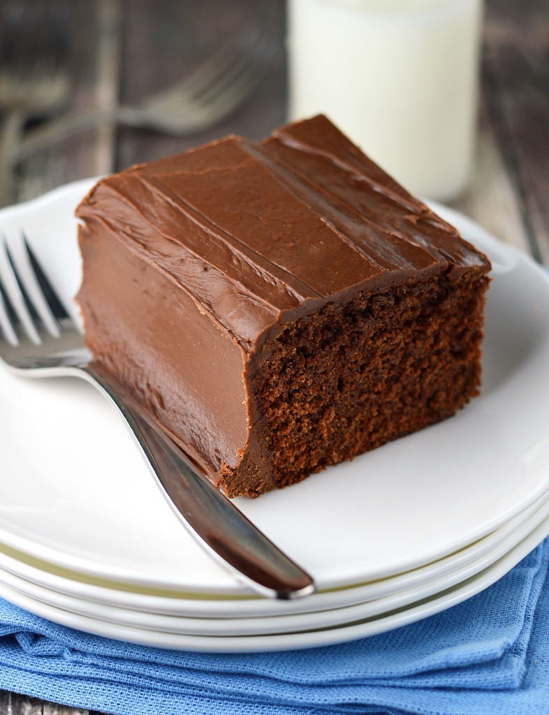 Easy Recipe For Coke Cake