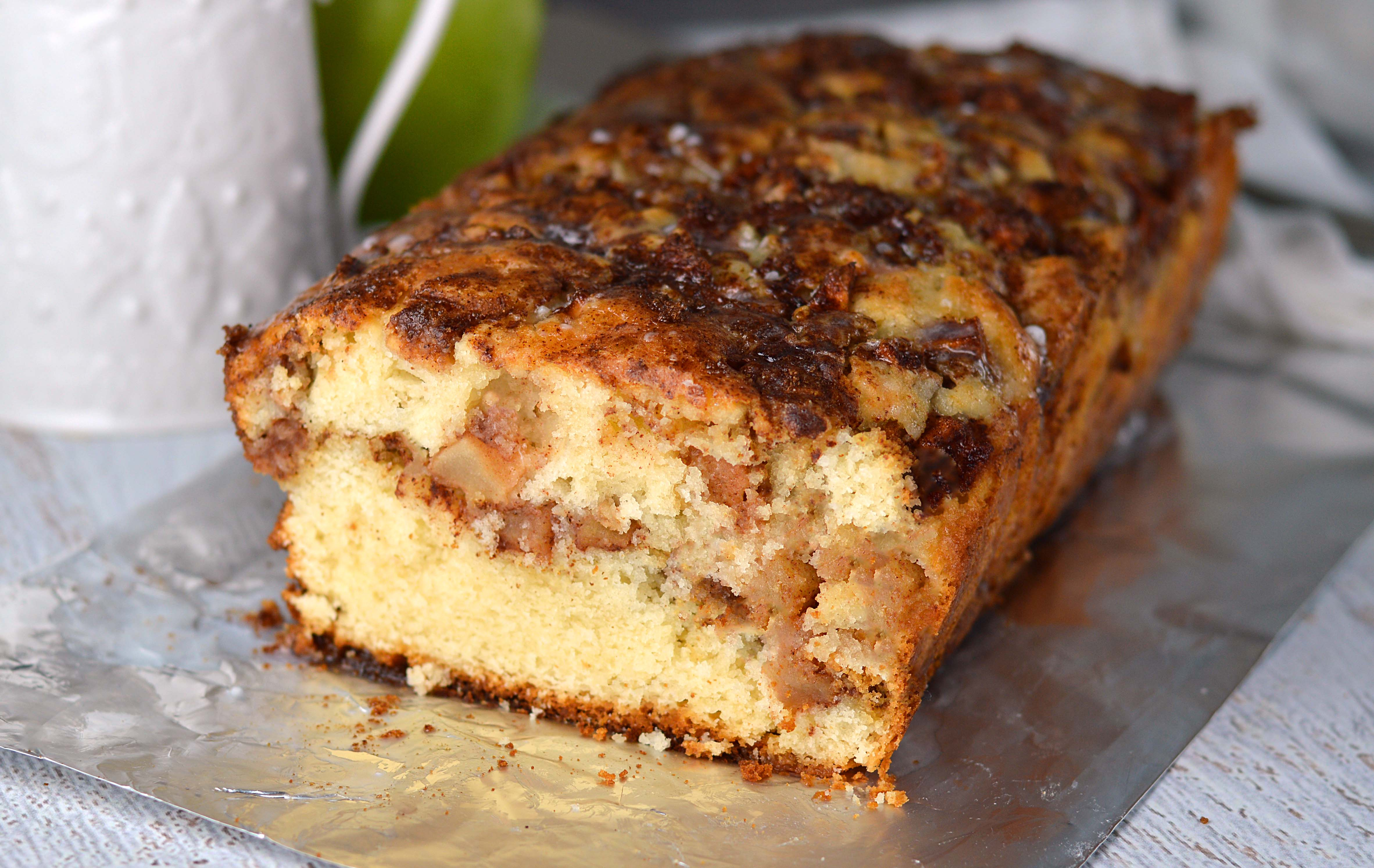 Apple Fritter Bread Friday Is Cake Night