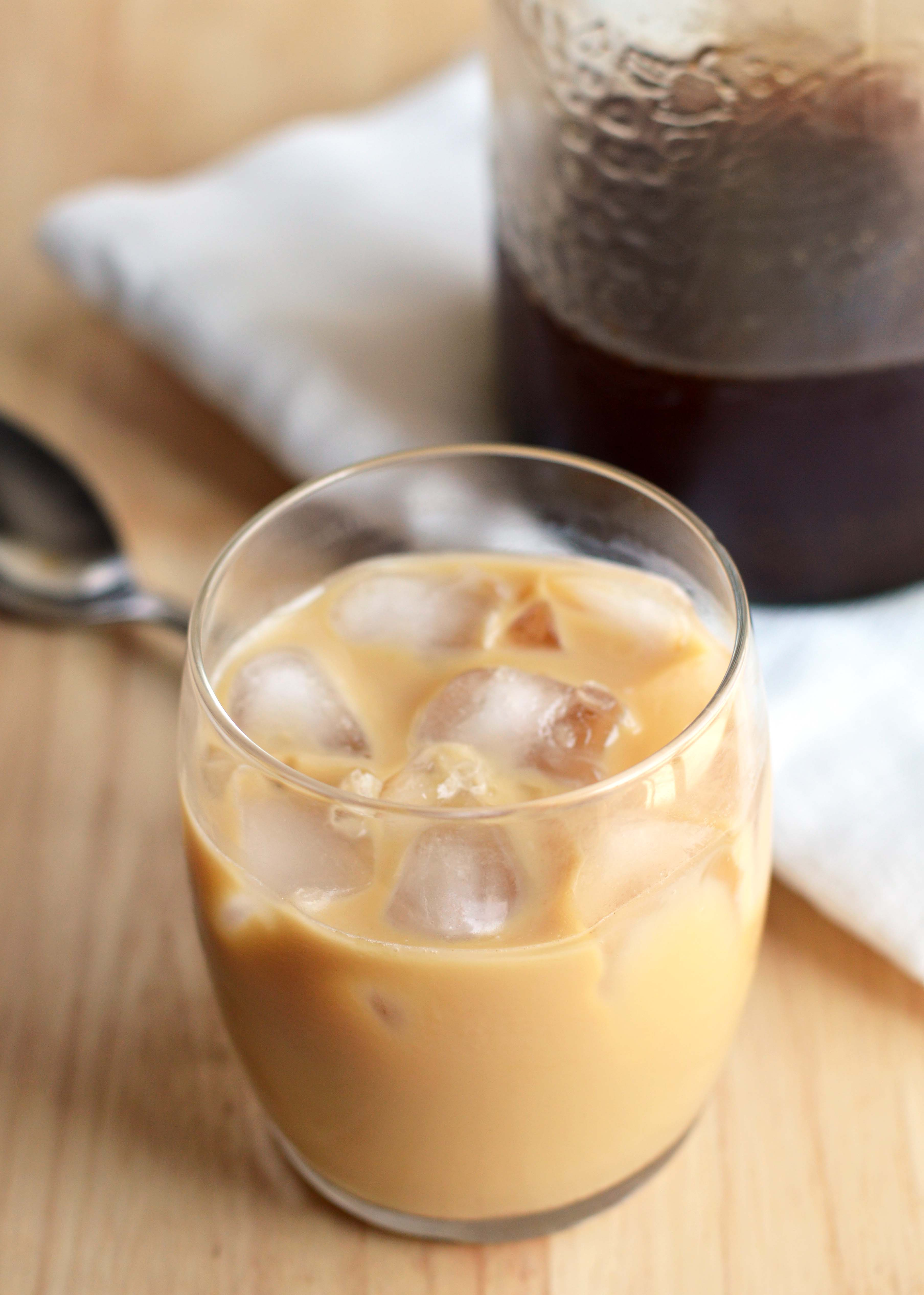 Cold Brewed Iced Coffee Friday Is Cake Night