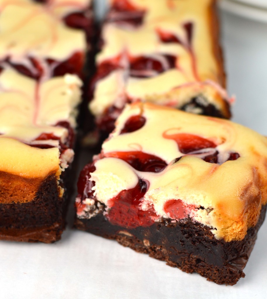 Cherry Cheesecake Brownies Friday Is Cake Night