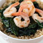Lime and Cumin Shrimp Bowls