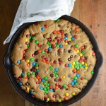 deep dish skillet cookie