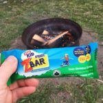 Camping with Clif Kid ZBar