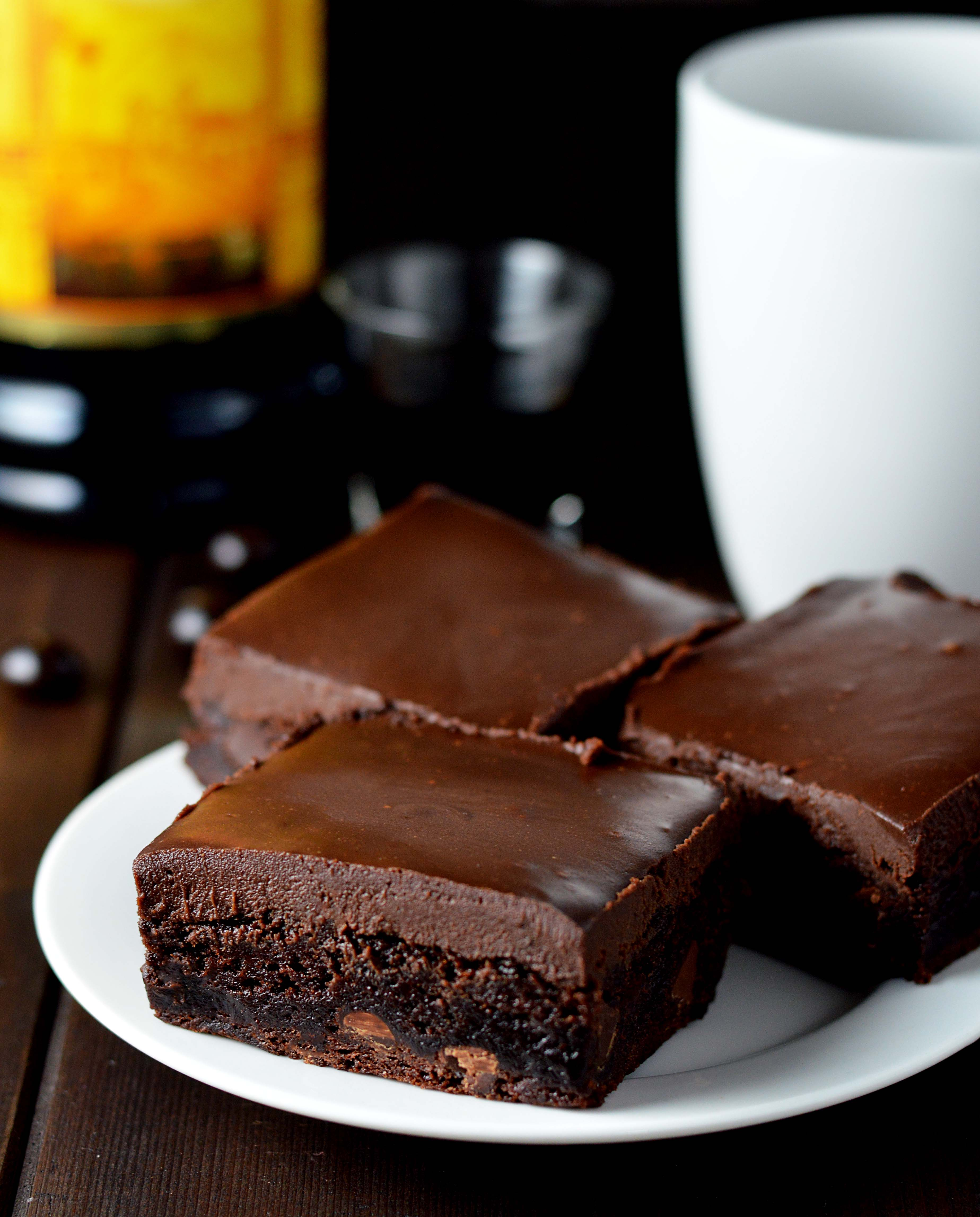 How To Make Brownies Out Of Choclate Cake Mix