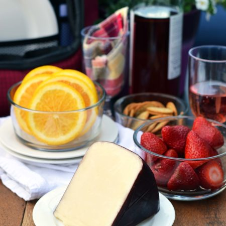 Wine Soaked Picnic