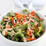 spicy chopped salad
